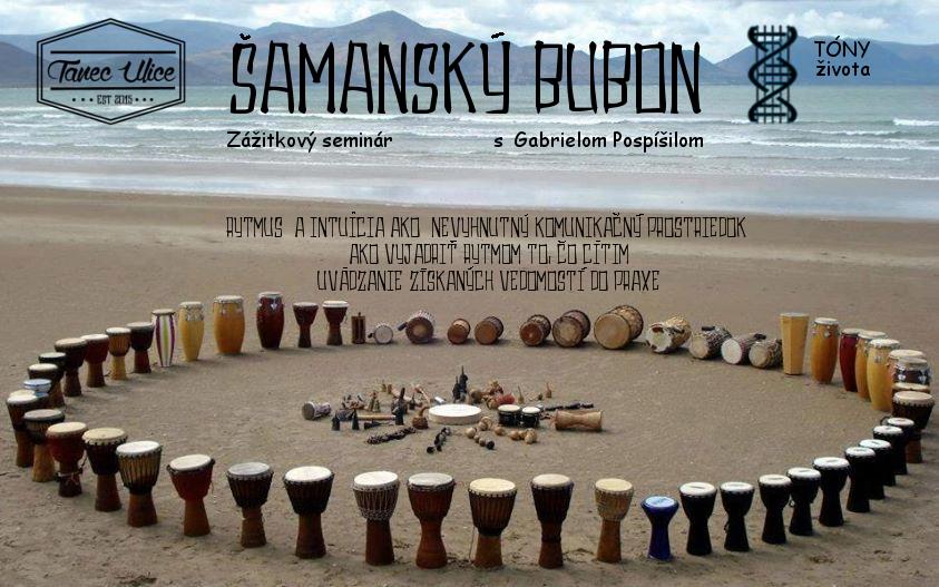 seminár šamanského bubnovania v bratislave