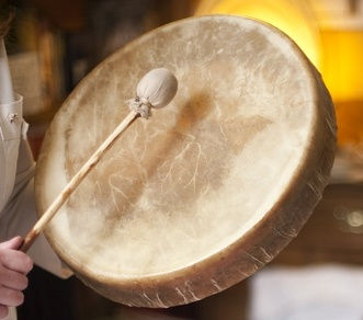 shamanske bubnovanie